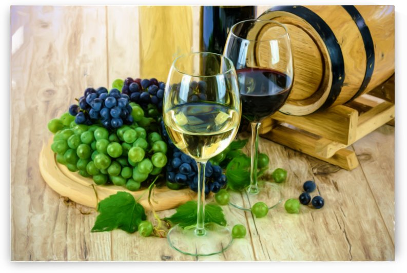 Wine Tasting by Decor By Canvas