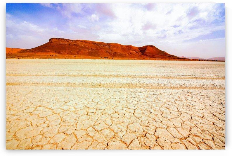 Lac de sel Sahara by agencetourdumonde com
