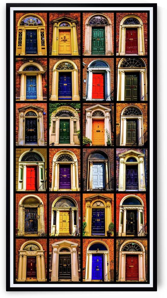 Georgian Doors of Dublin 2 by Lexa Harpell