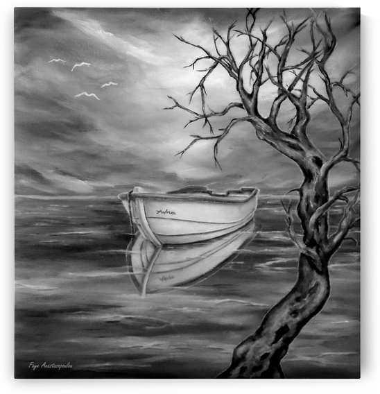 Poetic Sunset by Faye Anastasopoulou