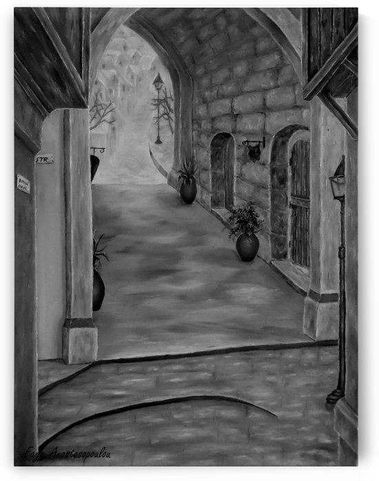 A Romantic Walk by Faye Anastasopoulou