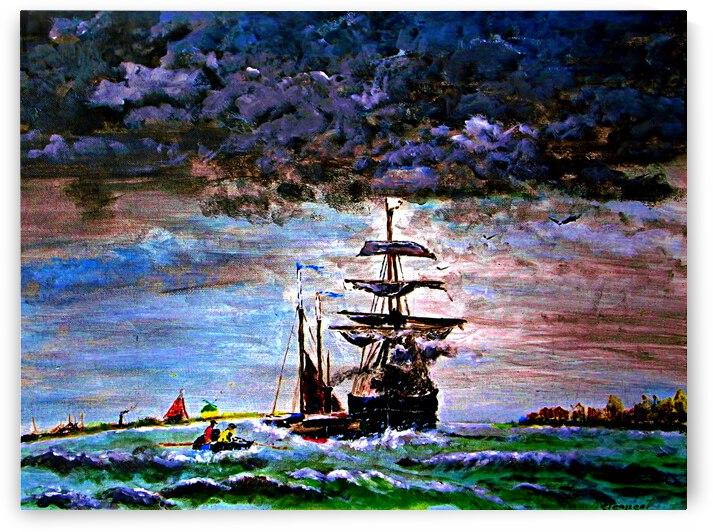 AO - Set Sail by Clement Tsang