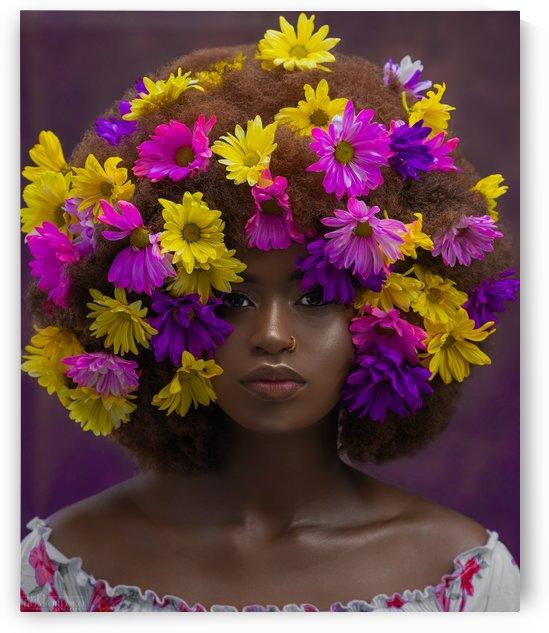Flower  Beauty art by JeffHonforloco