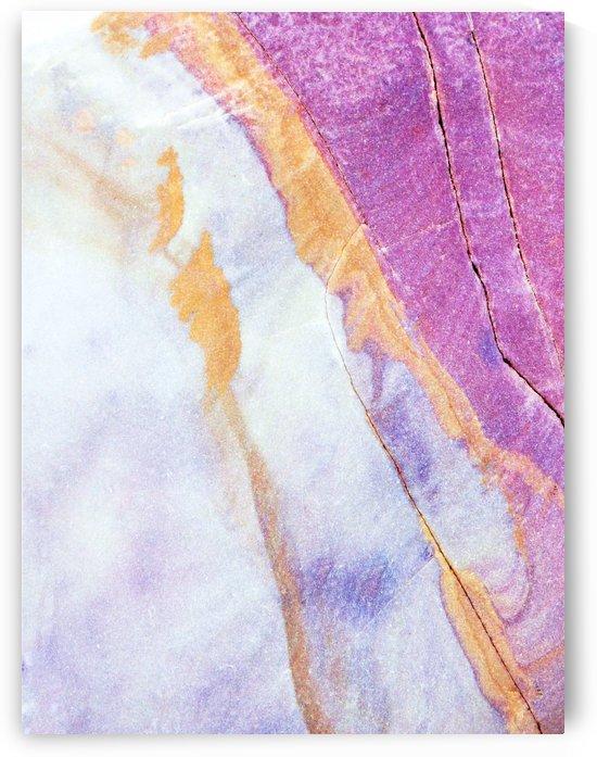 Australia Rocks - Abstract 9 by Lexa Harpell