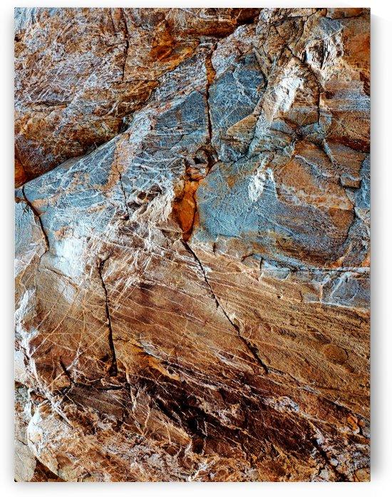 Australia Rocks - Abstract 16 by Lexa Harpell