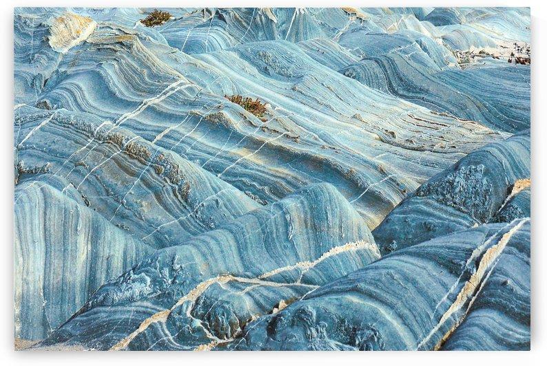 Australia Rocks - Abstract 39 by Lexa Harpell