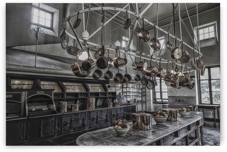 Antique Kitchen by Darryl Brooks
