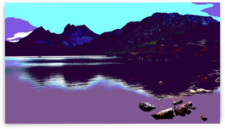 Cradle Mountain - Australia by Lexa Harpell