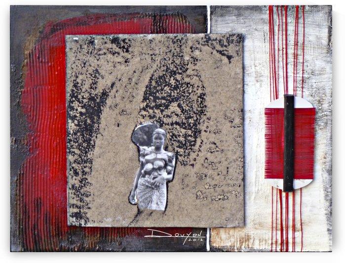 Komb 2 by Marie-Denise Douyon