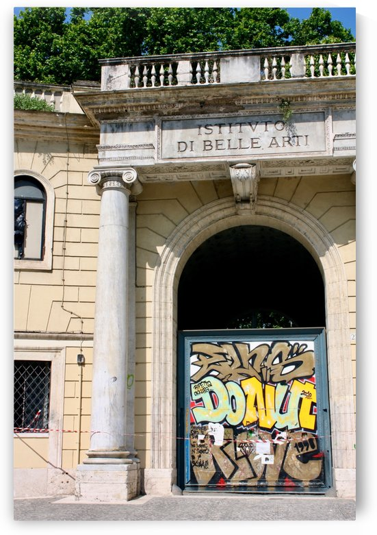 School of Fine Art by Tony Forcucci