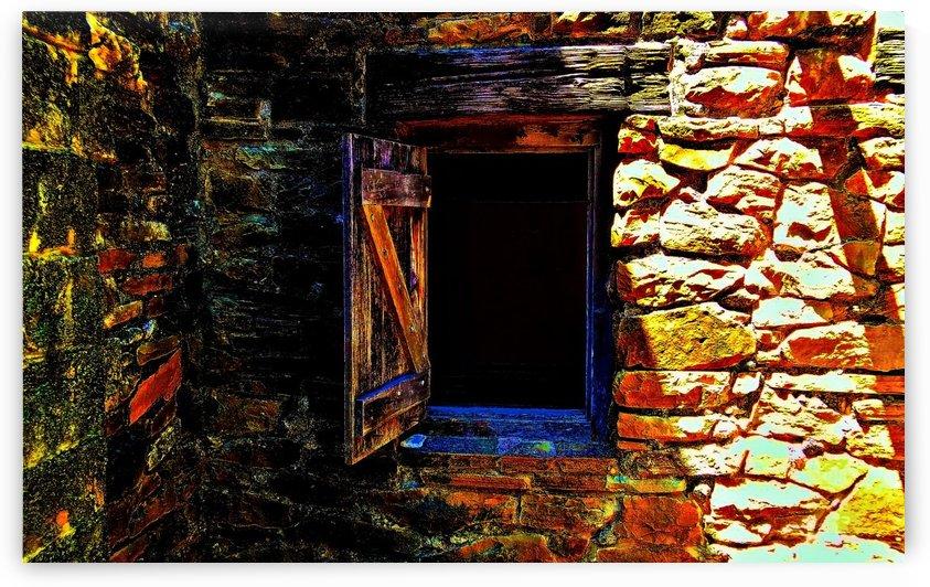 Open window by Efrain Montanez