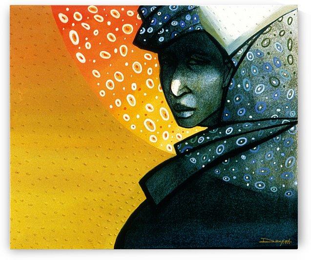 Femme soleil by Marie-Denise Douyon