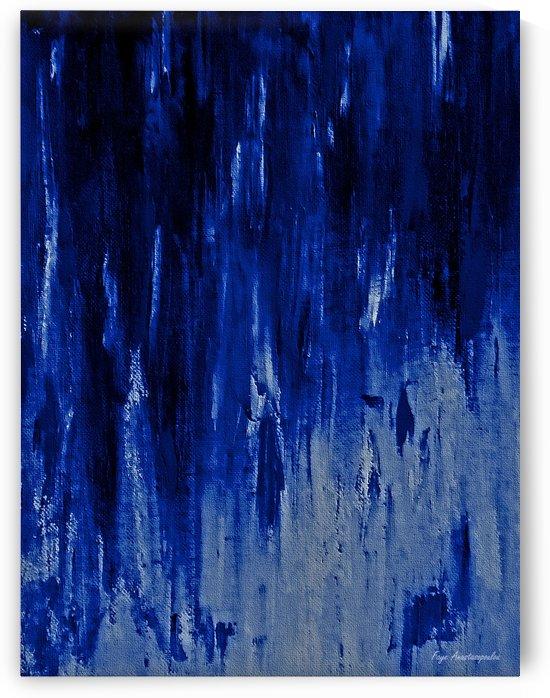 Blue Simplicity by Faye Anastasopoulou