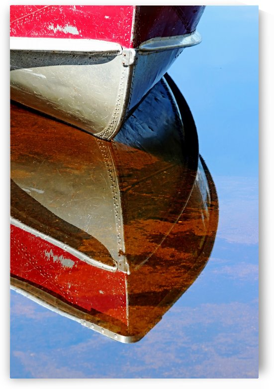 Reflection I by Deb Oppermann