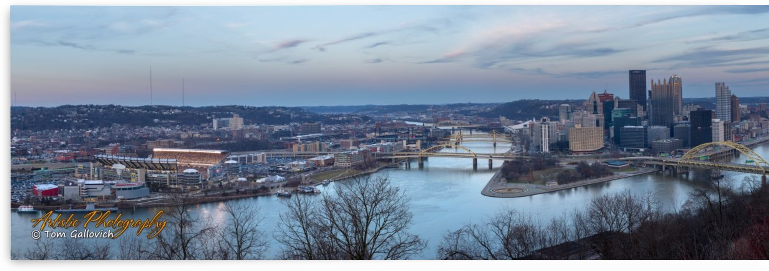 Pittsburgh by Artistic Photography