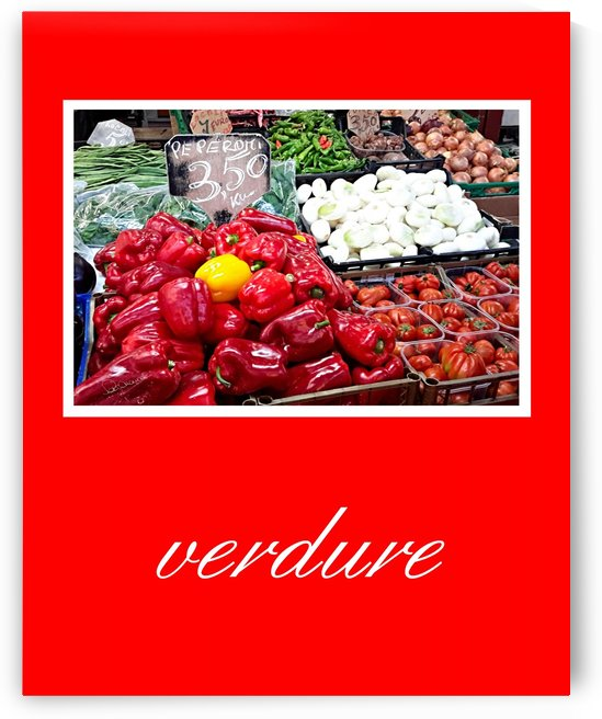 Poster Verdure by Shadow and Form
