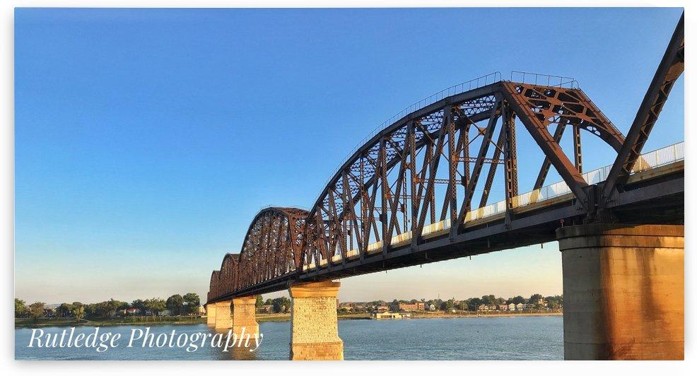 Morning Bridge by Joshua Rutledge