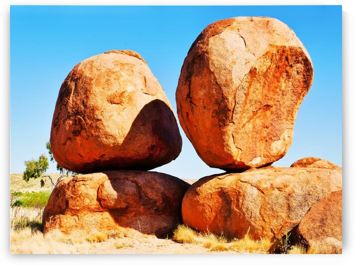 Balance - Devils Marbles by Lexa Harpell