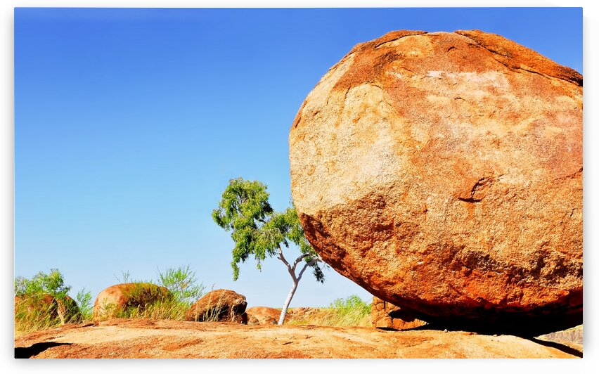 Precarious - Devils Marbles by Lexa Harpell