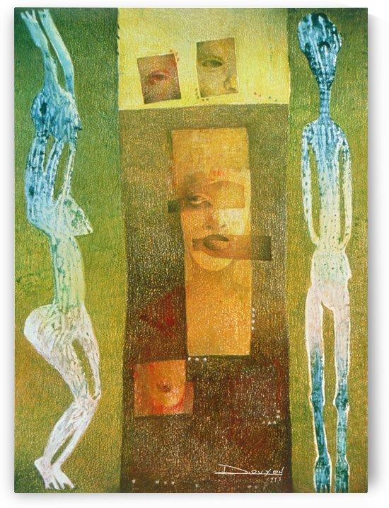 le secret by Marie-Denise Douyon