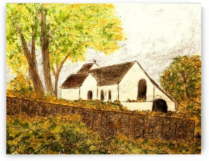 Autumn In The Parish by djjf