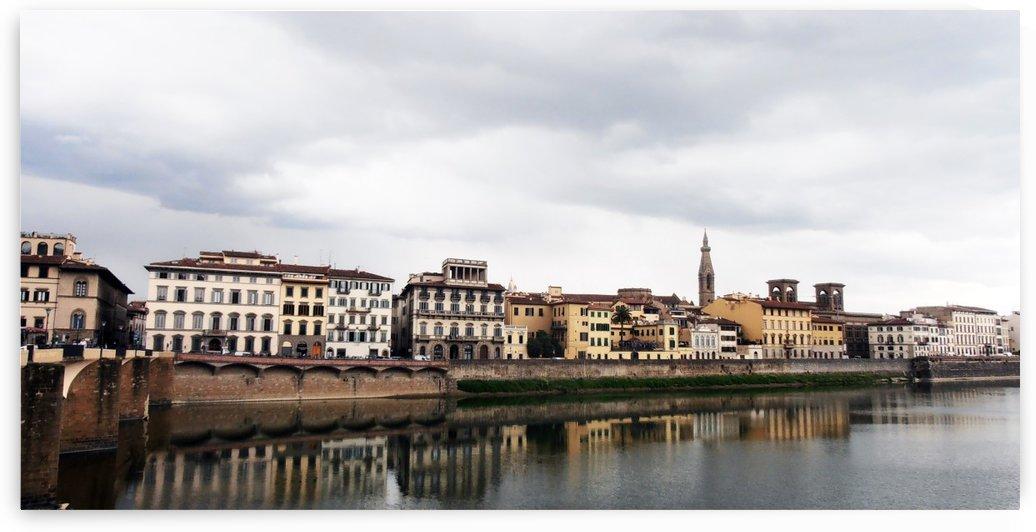 Arno urban photoraphy florence by ANASTASIA SKARLATOUDI