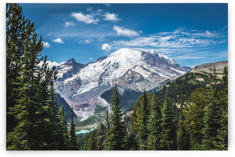 Mount Rainier by Danielle Farrell