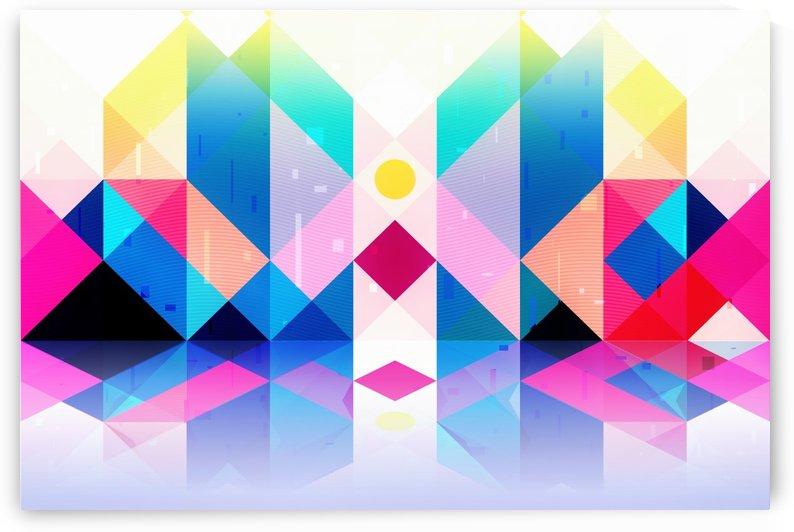 Geometric XXXXXV by Art Design Works