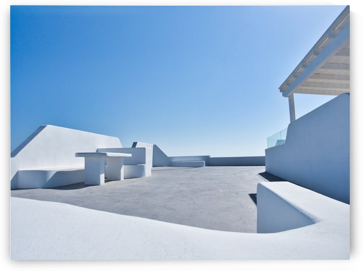Cyclades White Architecture Design by Pixelme ca
