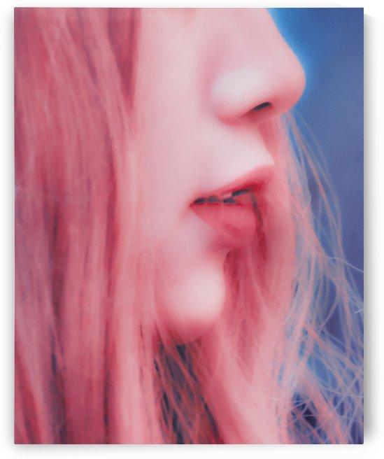 Artificial Beauty Pop Art by Daniel Ferreia Leites Ciccarino
