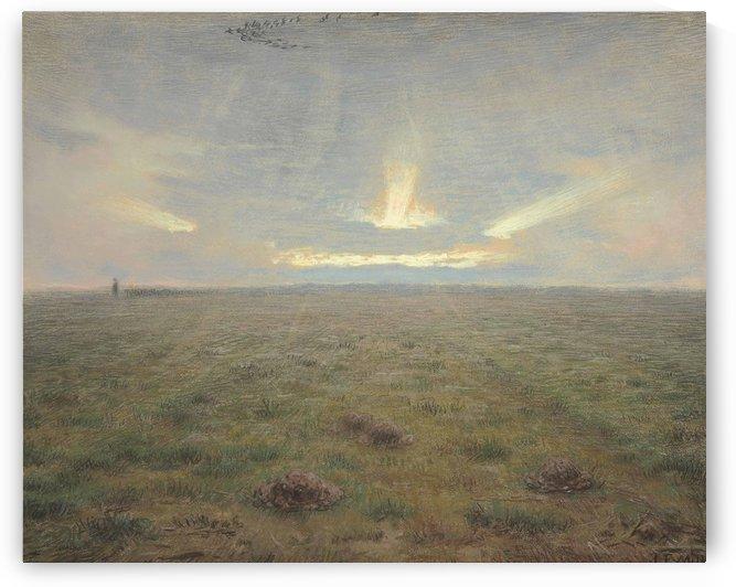 Horizon by Jean-Francois Millet
