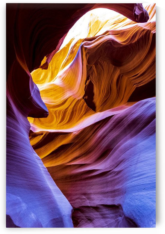 Antelope Canyon by Scene Again Images: Photography by Cliff Davis