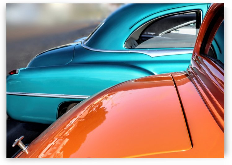 Automobile abstract  by Photography by Janice Drew
