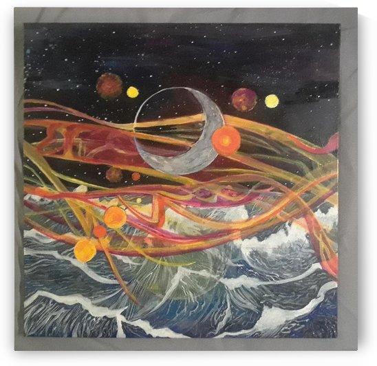 tidal atmosphere by Kelsey Fedorchak