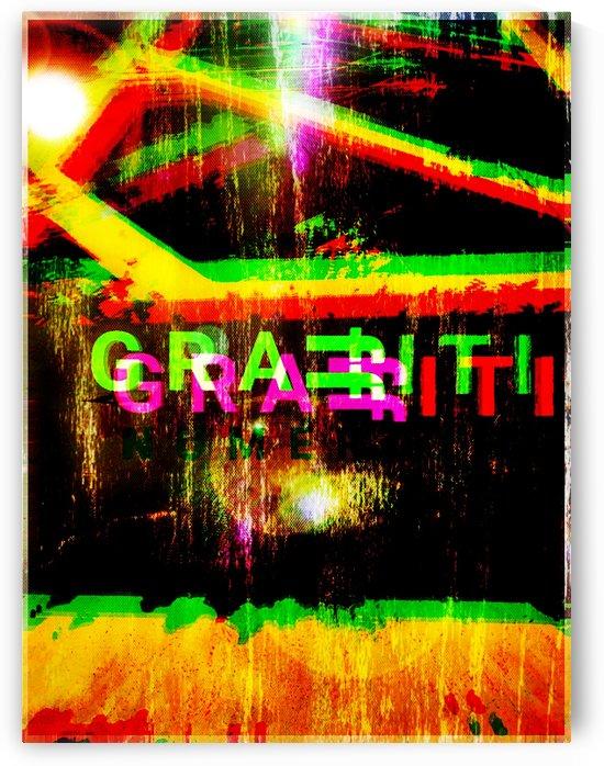 GRAFFITI FOR PRESIDENTE by SEBO