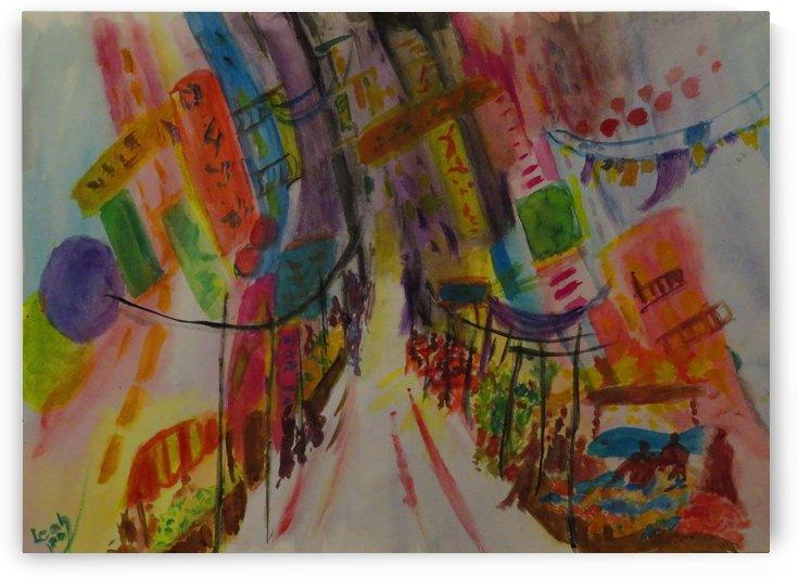 Downtown City Market by Leah Saban