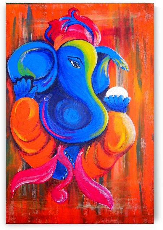 Ganesh by Winston Mauricio Casco Sobalvarro