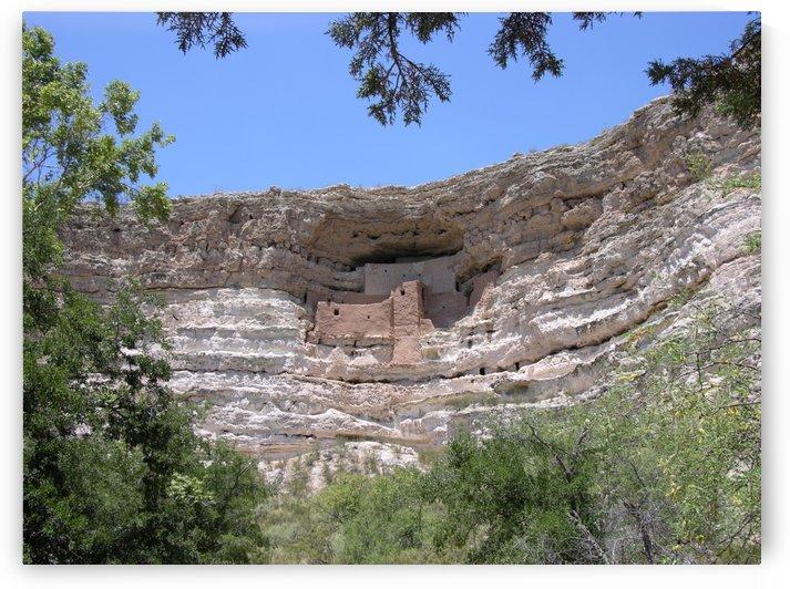 Montezumas Castle  Arizona Photograph by Katherine Lindsey Photography