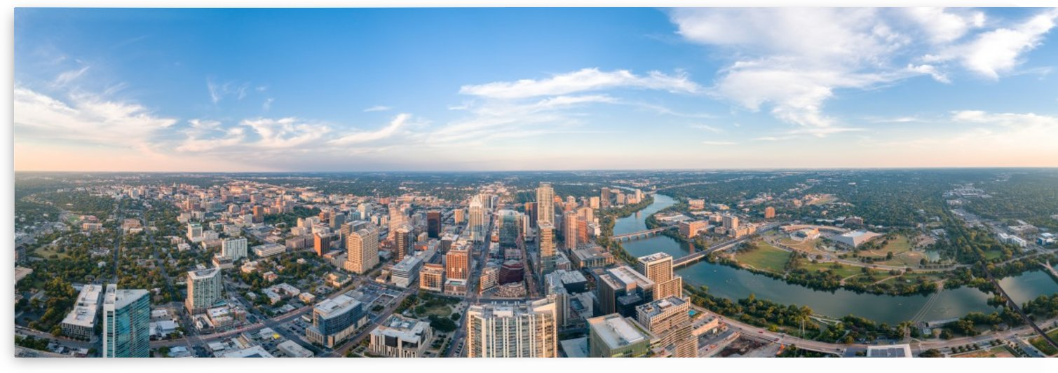 High in the Sky Austin TX by Infinity Design and Photography