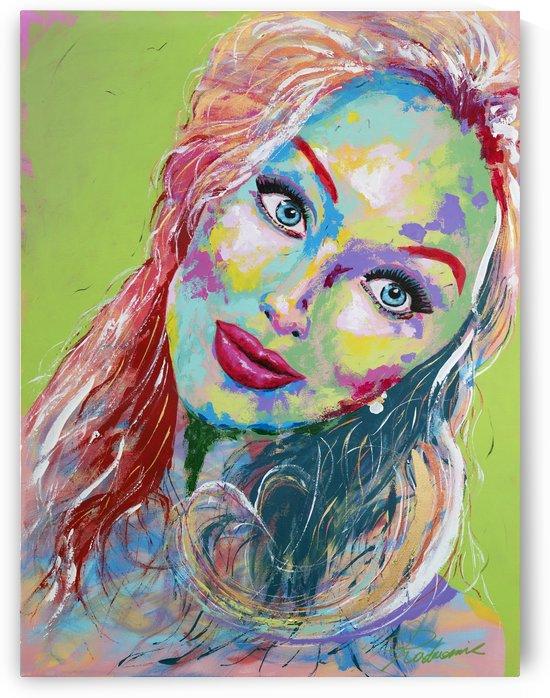 Miss_lady01_Portrait Art - Tadaomi - by Tadaomi Kawasaki