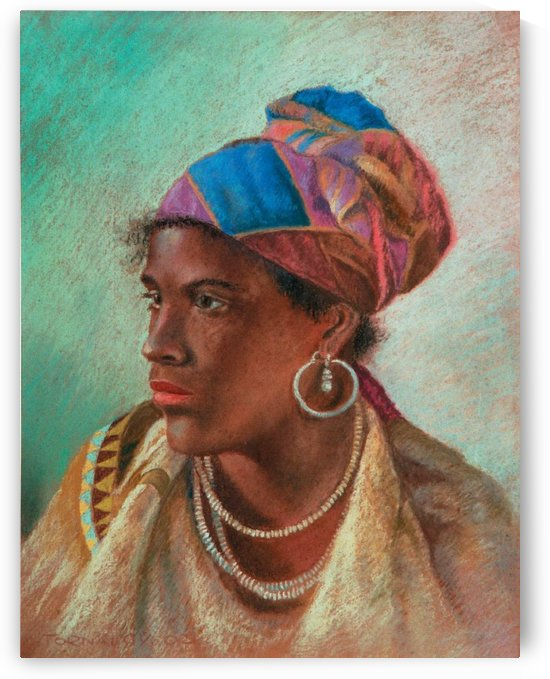 Portrait of a woman by Albrecht Durer