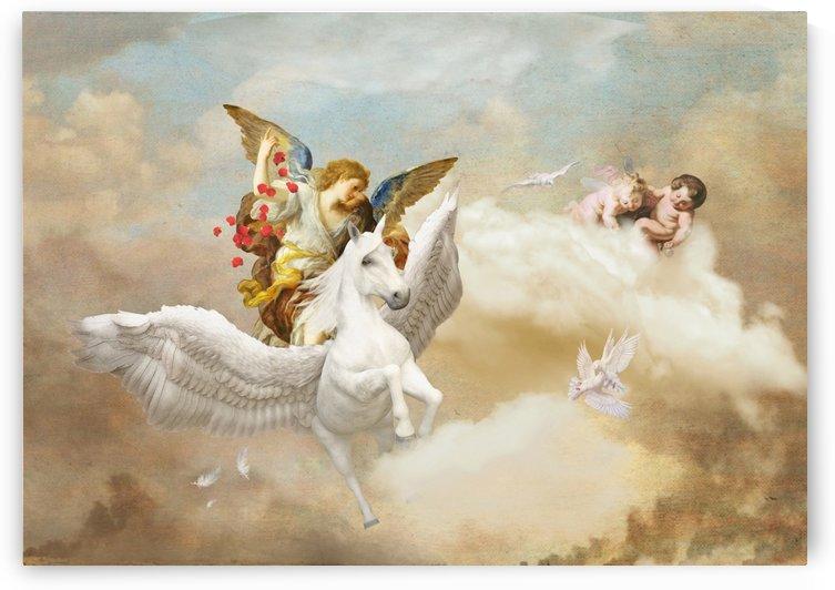 angels design by Yuliya Marusina