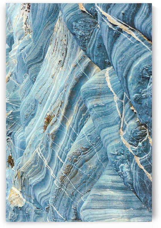 Australia Rocks - Abstract 54 by Lexa Harpell