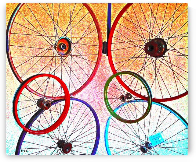 Rims by Efrain Montanez