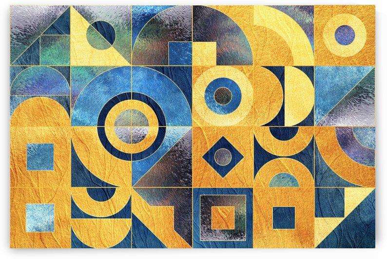 Geometric XXXXXVII by Art Design Works