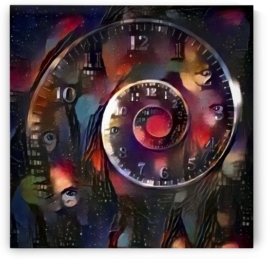 The Myth of Time by Bruce Rolff