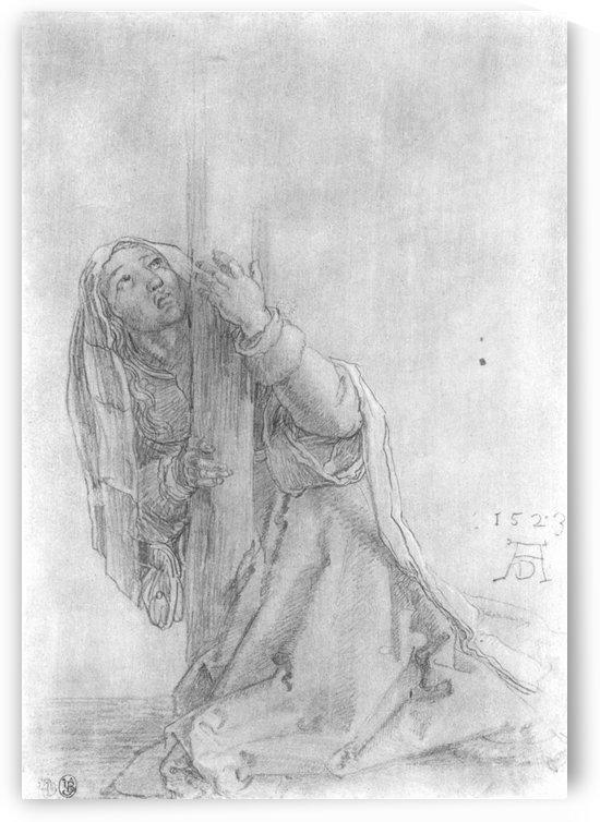 St. Magdalena by Albrecht Durer