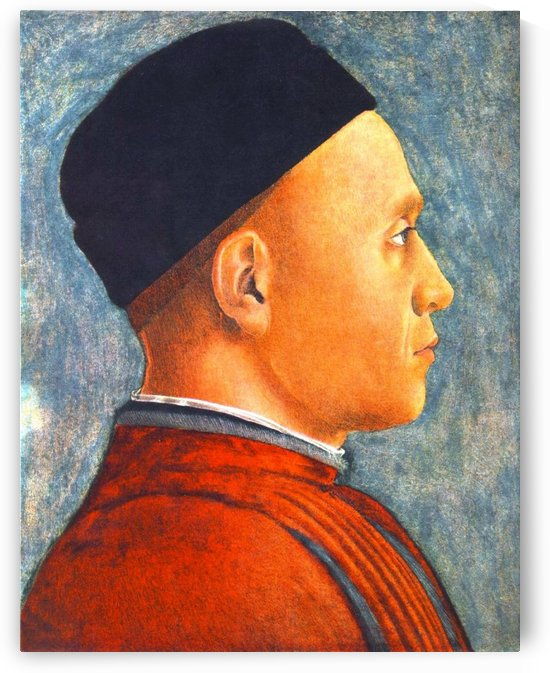 Portrait of a Young Man by Albrecht Durer