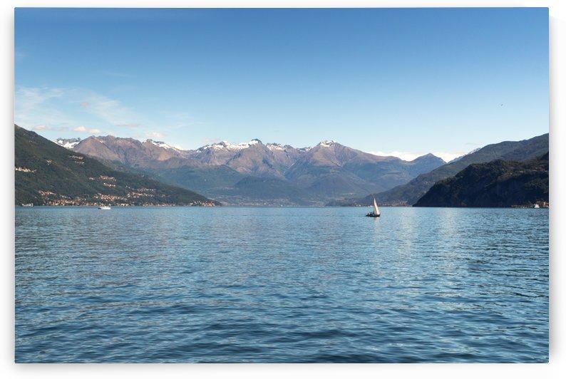 Lake Como by Jules Siegel