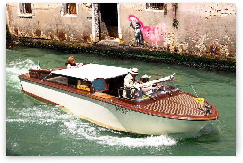 Venice Graffiti by Jules Siegel